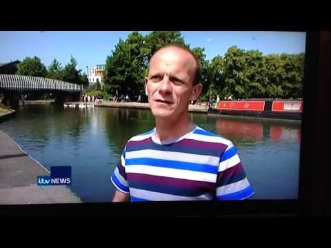 john brodie on itv meridian news from newbury berkshire