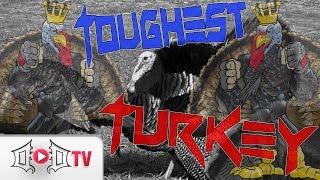 TOUGHEST TURKEY: Gobbler Wears a Heavy Heart Shot!