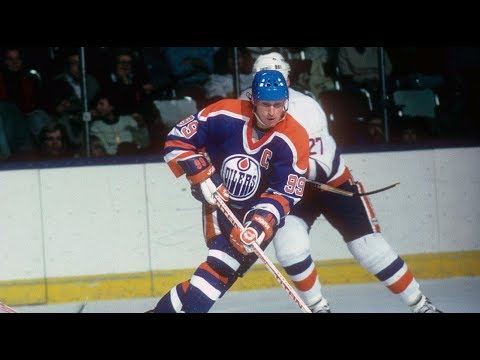 Highest Scoring NHL Players of the 1980's