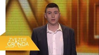 Mahir Mulalic - Lejla, Produzi dalje - (live) - ZG 1 krug 16/17 - 05.11.16. EM 7