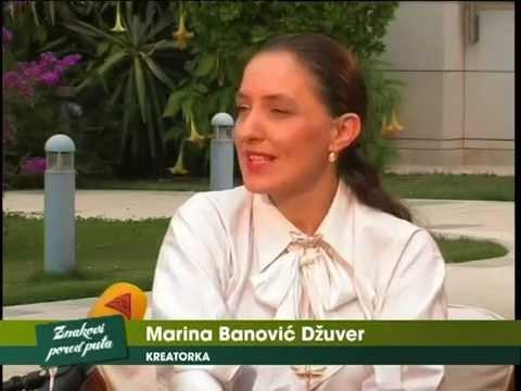 Marina Banović Džuver, Znakovi pored puta, Altas TV, 06.06.2014.