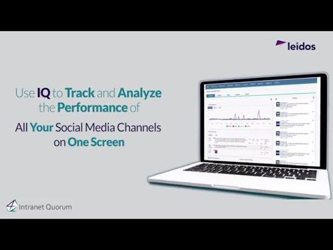 IQ Social Media Center