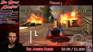 Bad Games Marathon #2: Flatout 3: Chaos & Destruction