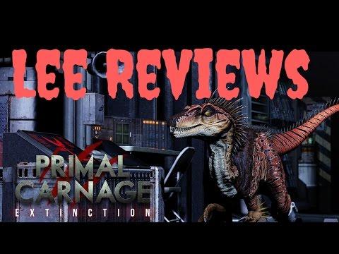 Primal Carnage: Extinction (Lee Reviews)