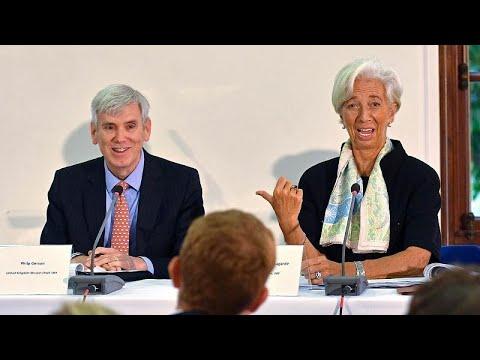 صندوق النقد الدولي: عواقب وخيمة تنتظر بريطانيا حال عدم التوصل لاتفاق بريكسيت …  - 17:53-2018 / 9 / 17