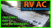 Coleman Mach RV AC poor performance fix  - YouTube