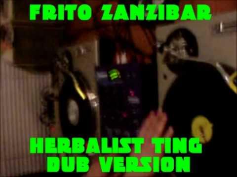 frito zanzibar aka Modern Primitiv ~ herbalist ting dub remix