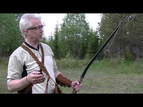 Review of The Carbon Elite, from Centaur Archery,Part 1.