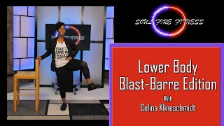 Lower Body Blast-Barre Edition Preview