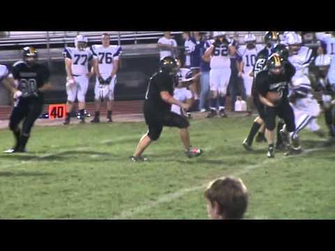 Hunter Brown 2011 Highlights