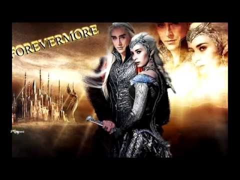 The Chronicles of Snow White (Thranduil and Freya) Savi'n Me
