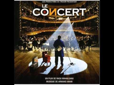 Le Concert - Concerto Pour Violon En Re Majeur Op. 35 - Album Version