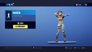 Fortnite Crackabella & SnowGlobe Pickaxe