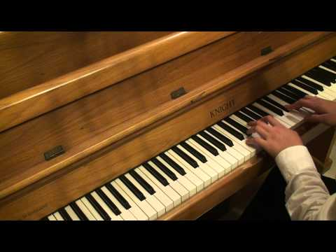 Christina Perri - Jar of Hearts Piano by Ray Mak