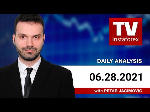 Forex forecast 06/28/2021 on GBP/USD and Gold  from Petar Jacimovic