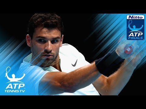 Dimitrov reaches semi-finals; Thiem stays alive   Nitto ATP Finals 2017 Highlights Day 4