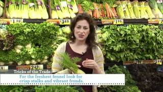 How to Select the Best Produce | Nora Singley | Martha Stewart
