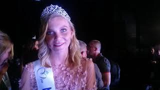 Annaëlle Chrétien est la nouvelle Miss Normandie 2018.