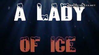 """Fancy """"Lady Of Ice""""  - Lyrics  (Visual Music Animation)"""