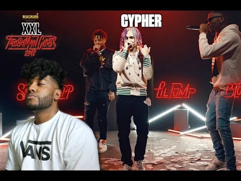 Lil Pump, BlocBoy JB and Smokepurpp's Cypher - 2018 XXL Freshman (Reaction/Review)