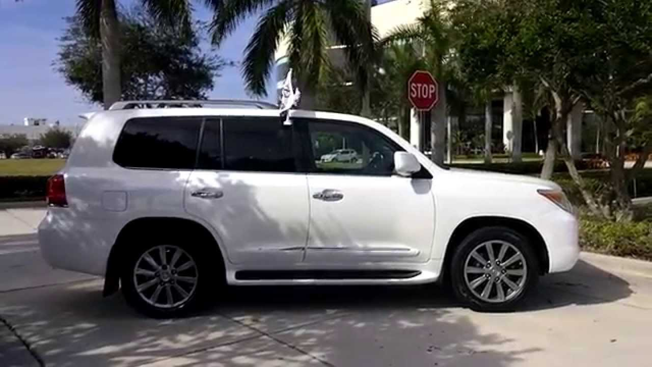 Pre Owned 2009 Lexus Lx 570 36 881 Youtube