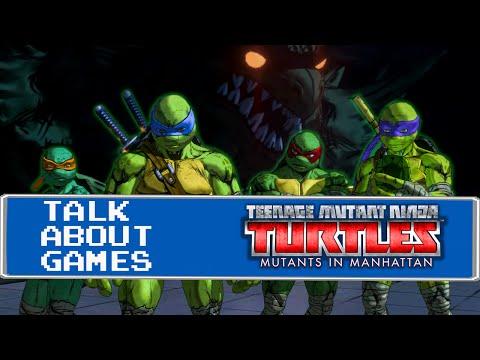 Teenage Mutant Ninja Turtles: Mutants in Manhattan (PC) Mike & Ryan - Talk About Games