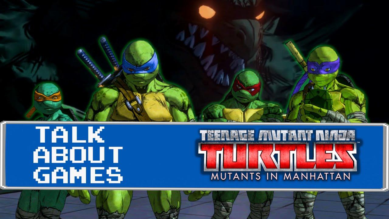 Teenage Mutant Ninja Turtles: Mutants in Manhattan (PC) Mike ...