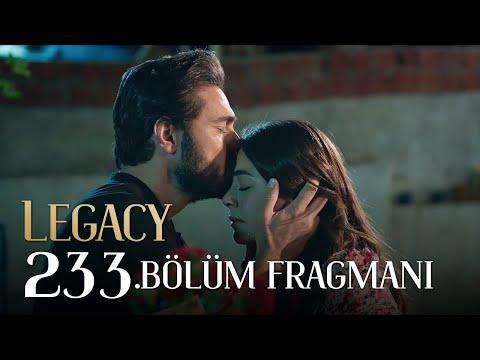 Emanet 233. Bölüm Fragmanı   Legacy Episode 233 Promo