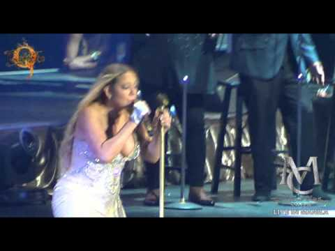 MARIAH CAREY - Emotions (The Elusive Chanteuse Show Manila 2014!)
