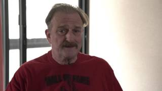 Jake Roberts on Bad News Brown Feud