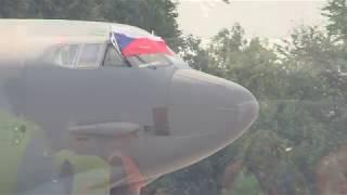 Dny NATO 2018 - přílet B-52