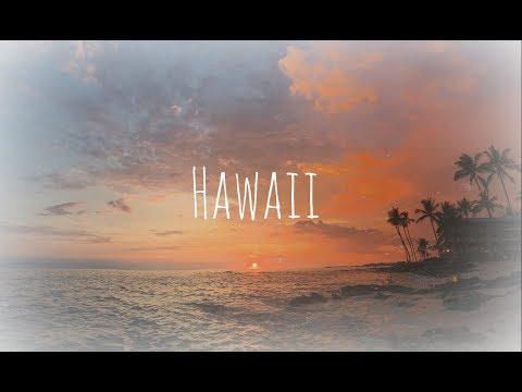 Kailua-Kona Hawaii Travel Video