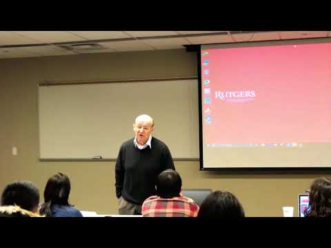 Current Topics in Auditing: Lecture 1 (Spring 2018)