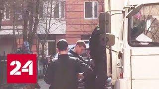 Рассмотрение дела Кокорина и Мамаева прервали из-за звонка о бомбе - Россия 24