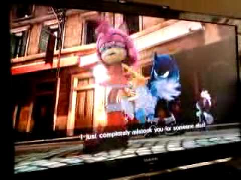 Sonic Unleashed Clip 12  A Case of Mistaken Identity