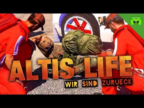 WIR SIND ZURÜCK 🎮 Arma 3: Altis Life S2 #1