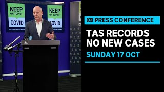 IN FULL: Tasmanian authorities provide a COVID-19 update   ABC News