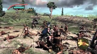 Играю в Warriors Legends Of Troy   Gameplay   прохождение игр