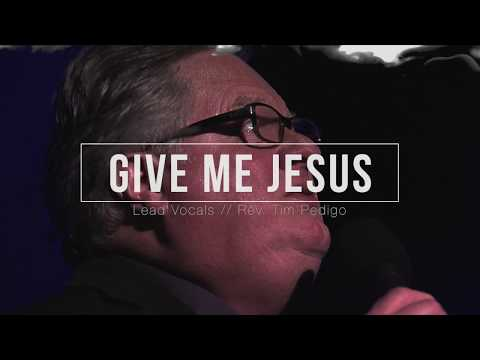 Give Me Jesus | JESUS | Indiana Bible College