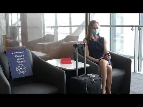 British Airways: Comfort & Calm - Your Menu