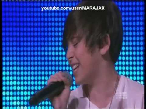AYDAN CALAFIORE Australias Got talent 2013