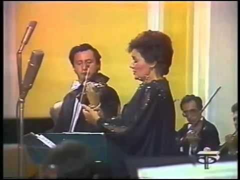 Vladimir Spivakov & Tamara Sinyavskaya - 'Erbarme dich' : Matthaus Passion / J.S. Bach