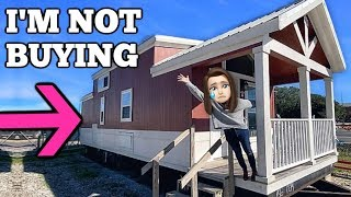 5 Reasons NOT To Buy a Tiny Manufactured Home