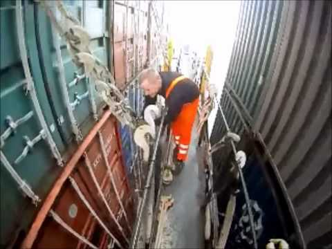 Container Lashing
