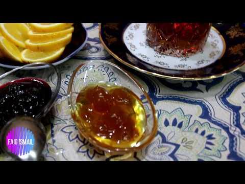 Азербайджанский чай с чабрецом