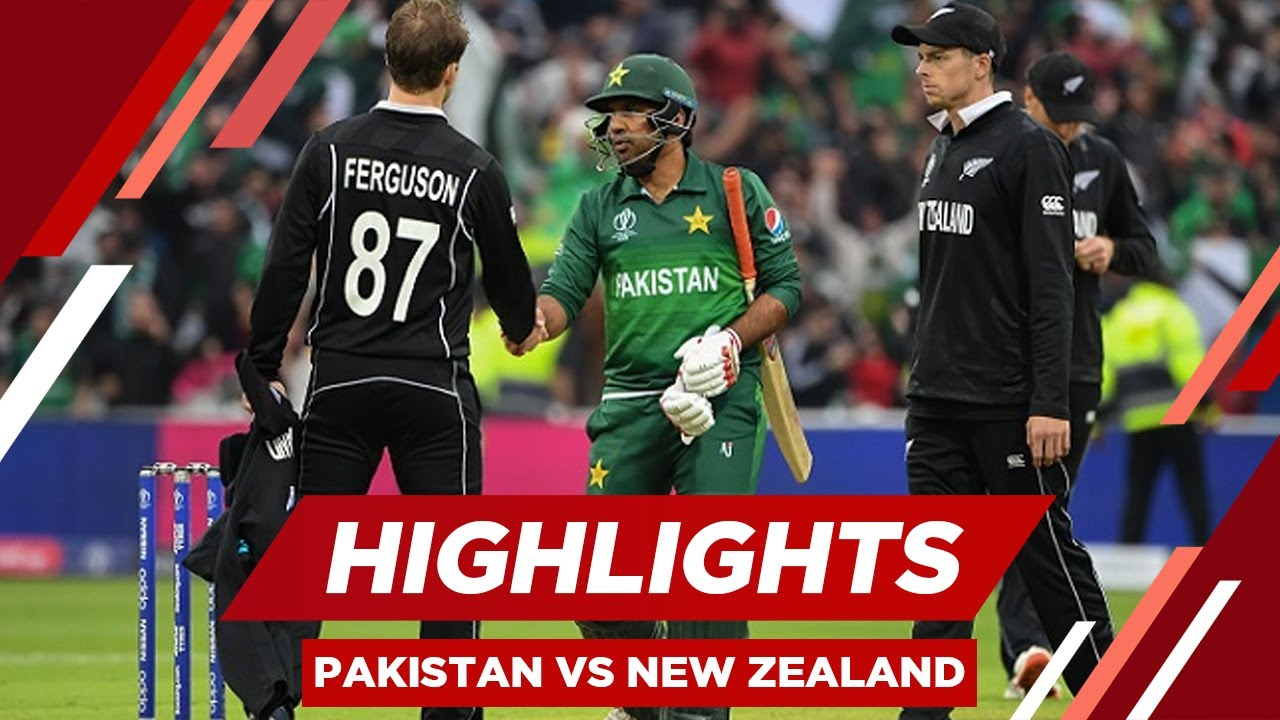 Pakistan vs New Zealand | 3rd T20I Highlights | PCB | MA2E