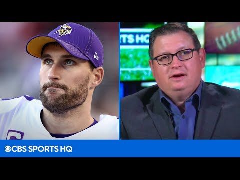 NFL Insider With a WILD Prediction on the Vikings QB in 2021  CBS Sports HQ