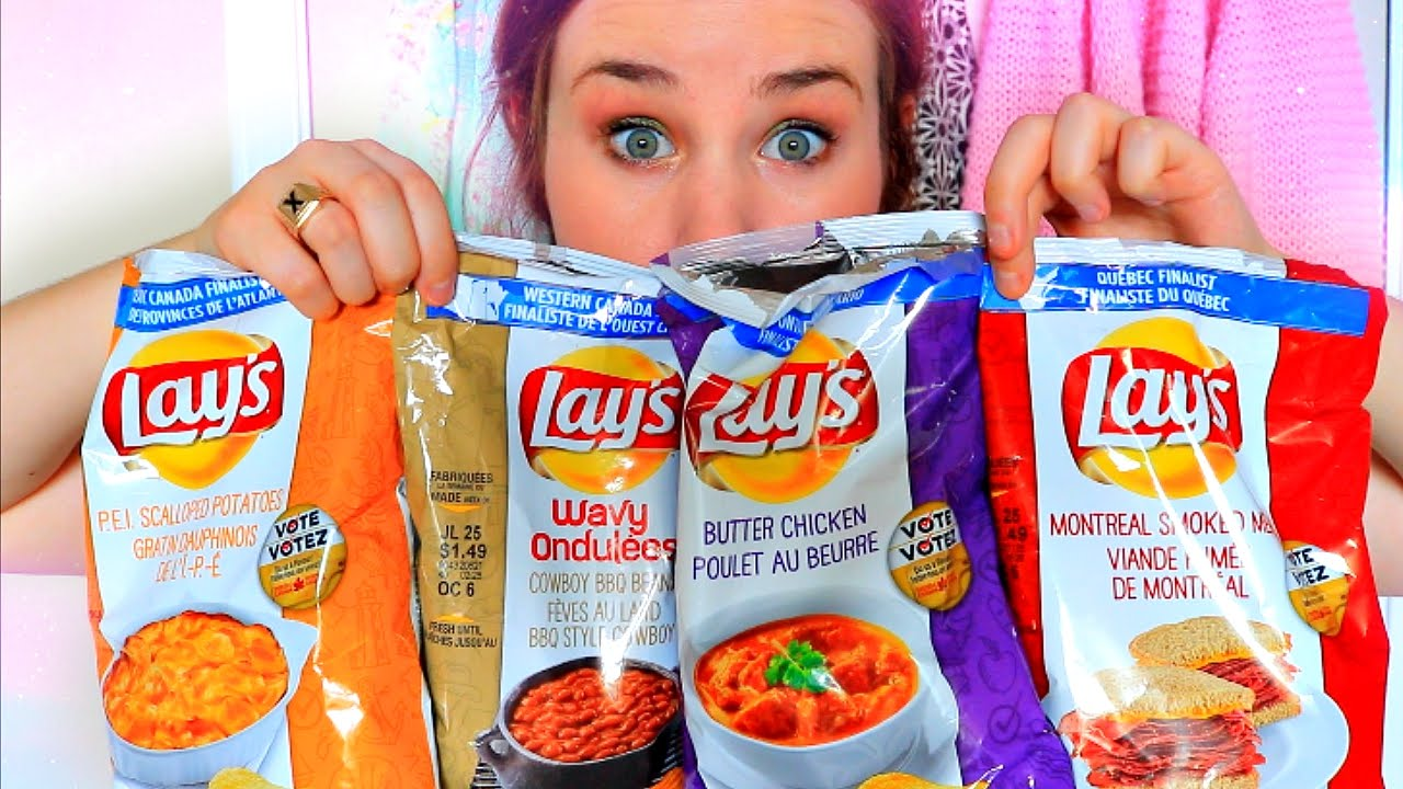 Weird Chip Flavors Lays 11