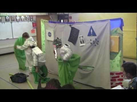 Weird Science Charlotte Wood Middle School - Odyssey of the Mind