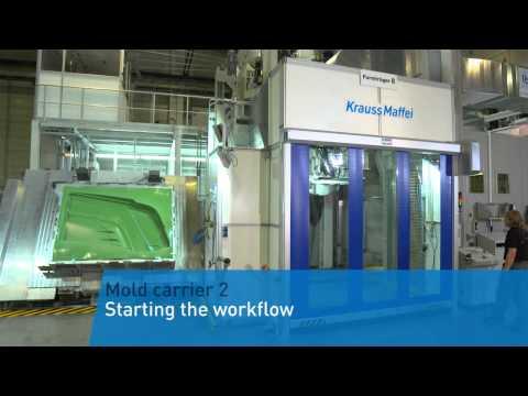 KraussMaffei: Long Fiber Injection Molding (LFI)